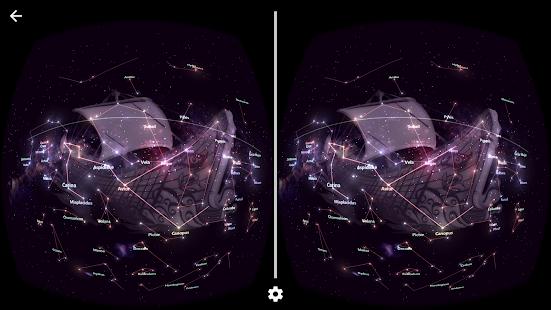 StarTracker VR -Mobile Sky Map - náhled