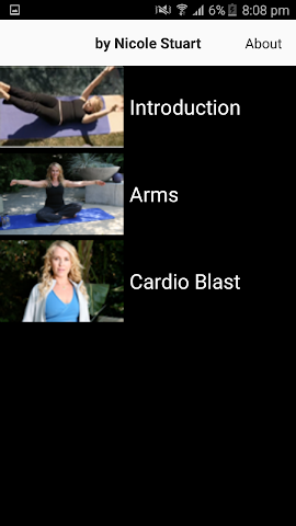 android QE Squared Arms Screenshot 1