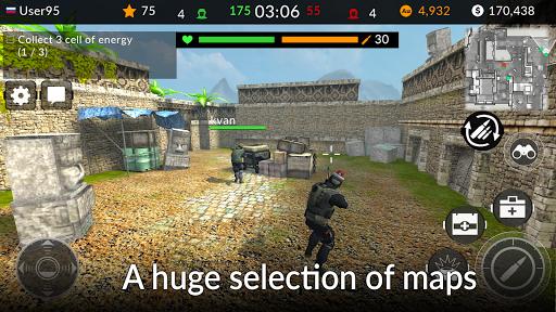 Code Triche Code of War: Shooter Online APK MOD screenshots 4