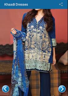 Khaadi Salwar Kameez Dresses - náhled