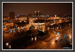 Photo: Day 356 From room 735 at the Intercontinental Hotel In Kansas City, Missouri