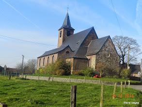Photo: kerk Saint-Sulpice Papignies