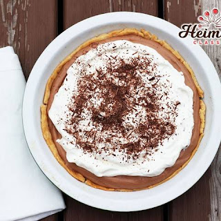 Tempting Chocolate Cream Pie Recipe