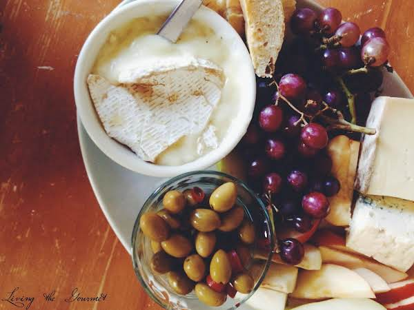 Warm Honey Brie Recipe
