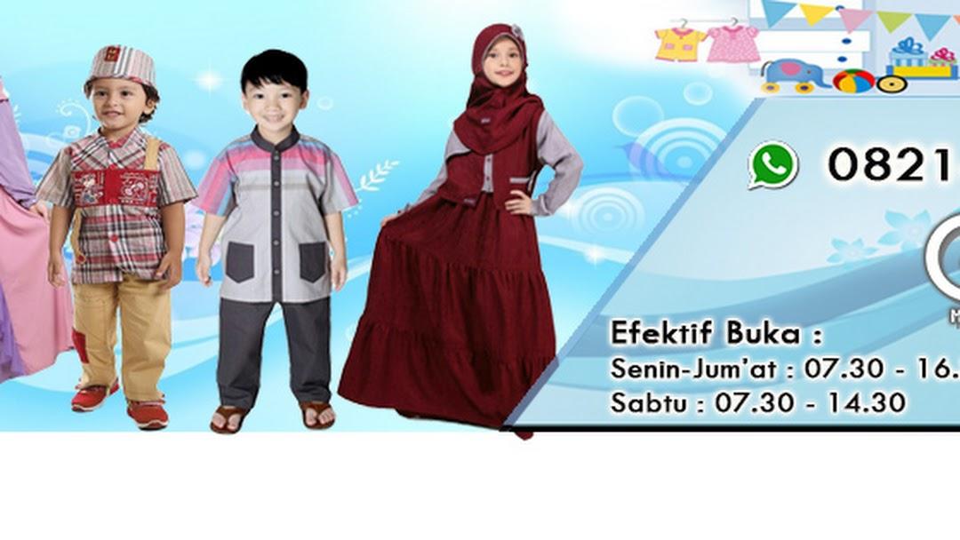 Grosir Baju Muslim Anak Branded Jual Baju Muslim Anak Perempuan