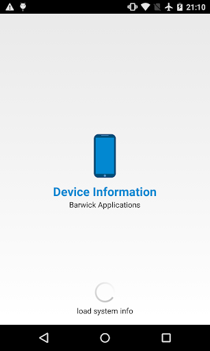 Device Information Manager