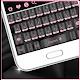 Luxury Black Silk Keyboard Theme (app)