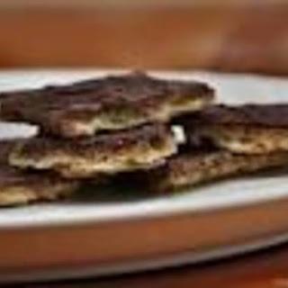 Saltine Chocolate Snack