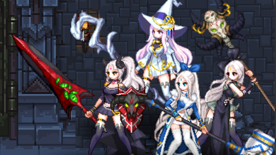 Dungeon Princess Mod 268 Apk [Unlocked] 3