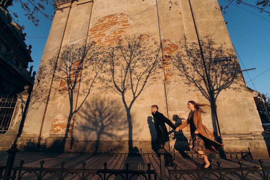 Wedding photographer Volodymyr Harasymiv (VHarasymiv). Photo of 20.04.2019