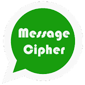 Message Cipher for WhatsApp