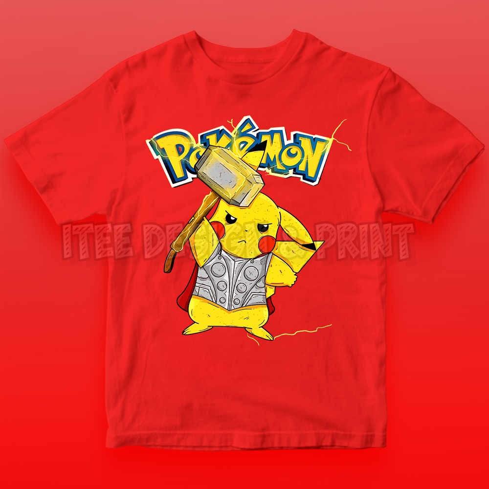 Pokemon Pikachu Thor 8