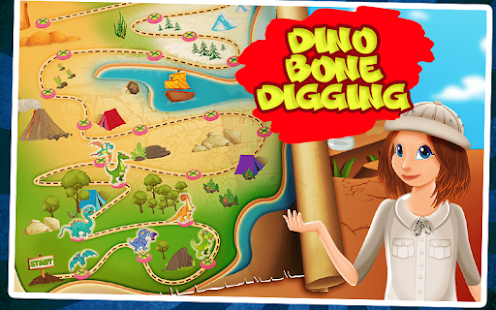 Dino Bones Digging – Young Explorers 2