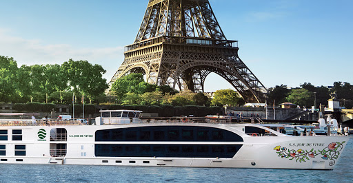 Uniworld's Joie de Vivre debuts in March and will sail France's Seine River.