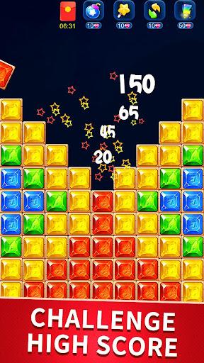 Télécharger Gratuit Star pop blast—Magic Gems Match Puzzle APK MOD (Astuce) screenshots 5