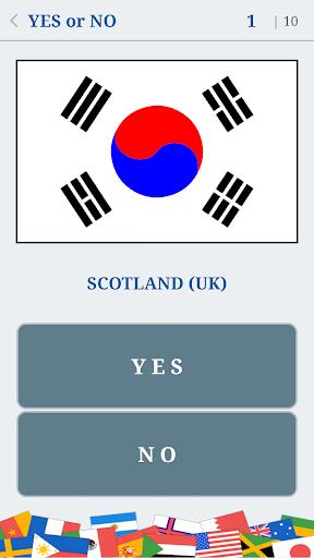 The Flags of the World u2013 Nations Geo Flags Quiz 4.9 screenshots 24