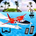 Sea Plane Flying Simulator Icon