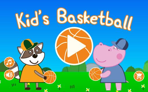 Kids Basketball 2015