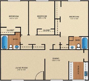 Go to Terrano Floorplan page.