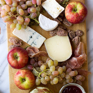 Fall California Cheese Board