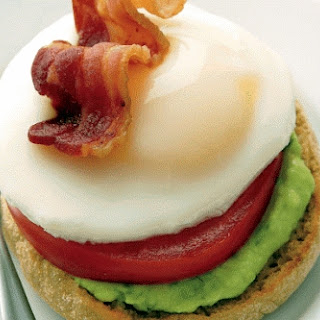 Eggs Benedict With Avocado Cream Recipes For Diabetics