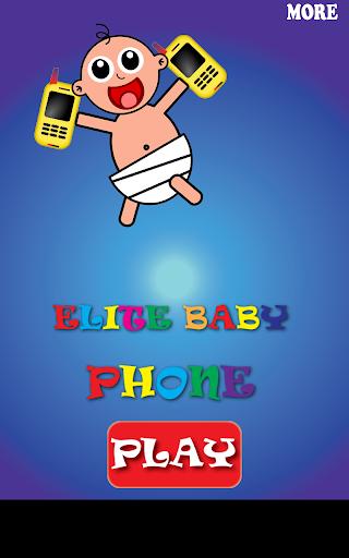 Baby Phone Elite  screenshots 2