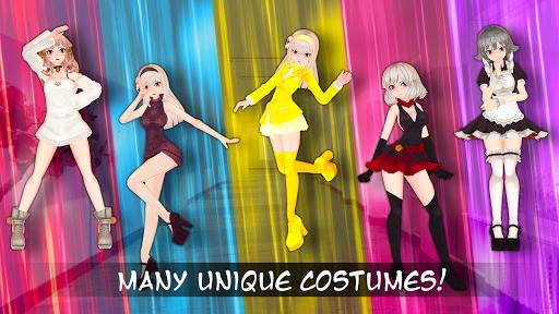 Kawaii Legend: Conquest of Magic RPG Anime Games 1.0.4 screenshots 7