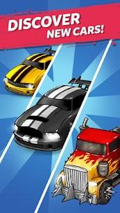 Merge Battle Car: Best Idle Clicker Tycoon game 4