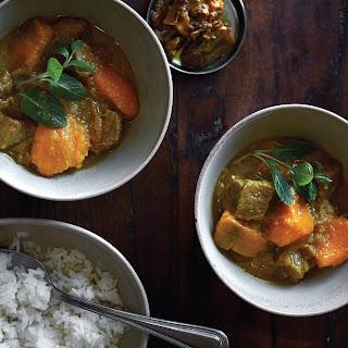 Pumpkin Pork Stew Recipe