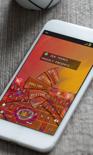 玩免費個人化APP|下載嬉皮線Xī pí xiàn GO Keyboard app不用錢|硬是要APP