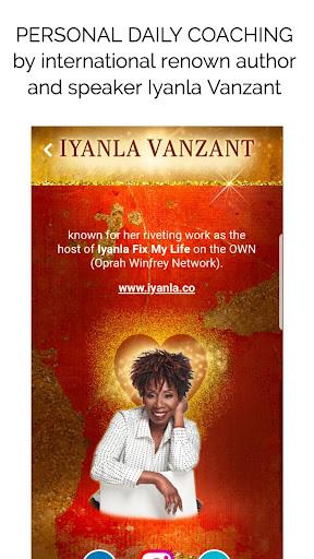 Awakenings with Iyanla Vanzant - Daily Coaching screenshots 2
