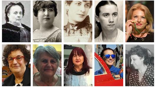 Mujeres almerienses que han hecho mucho por las mujeres