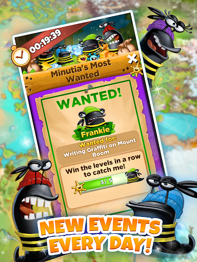Best Fiends - Free Puzzle Game apktram screenshots 10
