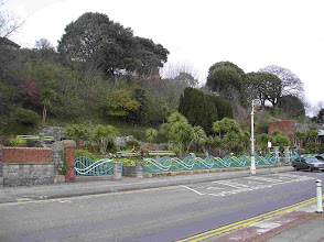 Photo: Penarth Promenade The Italian Garden