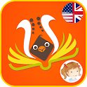 Learn ENGLISH For Kids icon