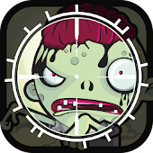 Zombie Target Shooting for Kid