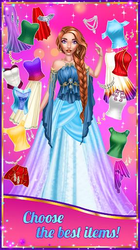 Magic Fairy Tale - Princess Game  screenshots 9
