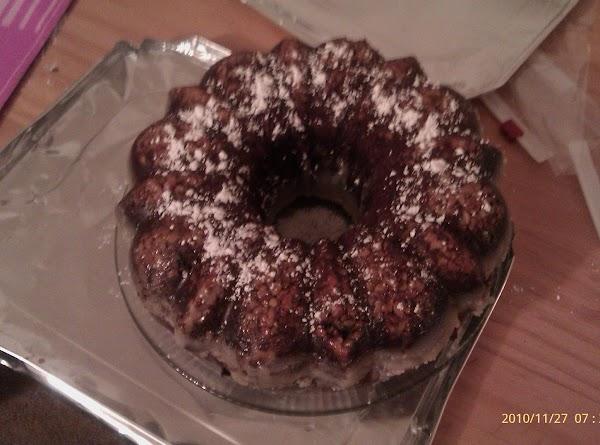 Yum Yum Rum Cake Recipe
