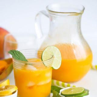 Mango Lemonade.