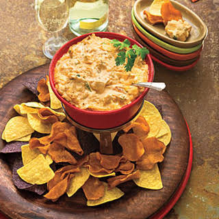 Colby-Pepper Jack Cheese Dip.