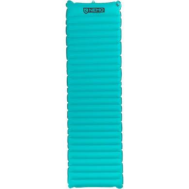 "NEMO Equipment, Inc. Astro 20R Sleeping Pad: 20"" x 72"" Verglas Teal"