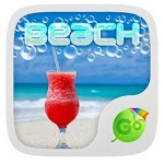 Beach GO Keyboard Theme 3.87 Apk
