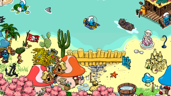 Smurfs' Village- screenshot thumbnail