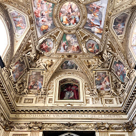 S. Maria in Trastevere by Timothy Carney - Buildings & Architecture Places of Worship