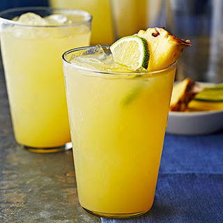 Pineapple-Ginger Punch