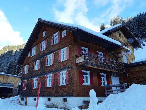 Skifahren in Schröcken