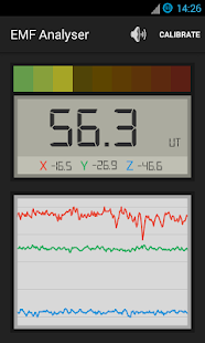 EMF Analyser- screenshot thumbnail