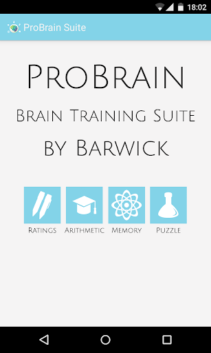 ProBrain Suite Brain Training