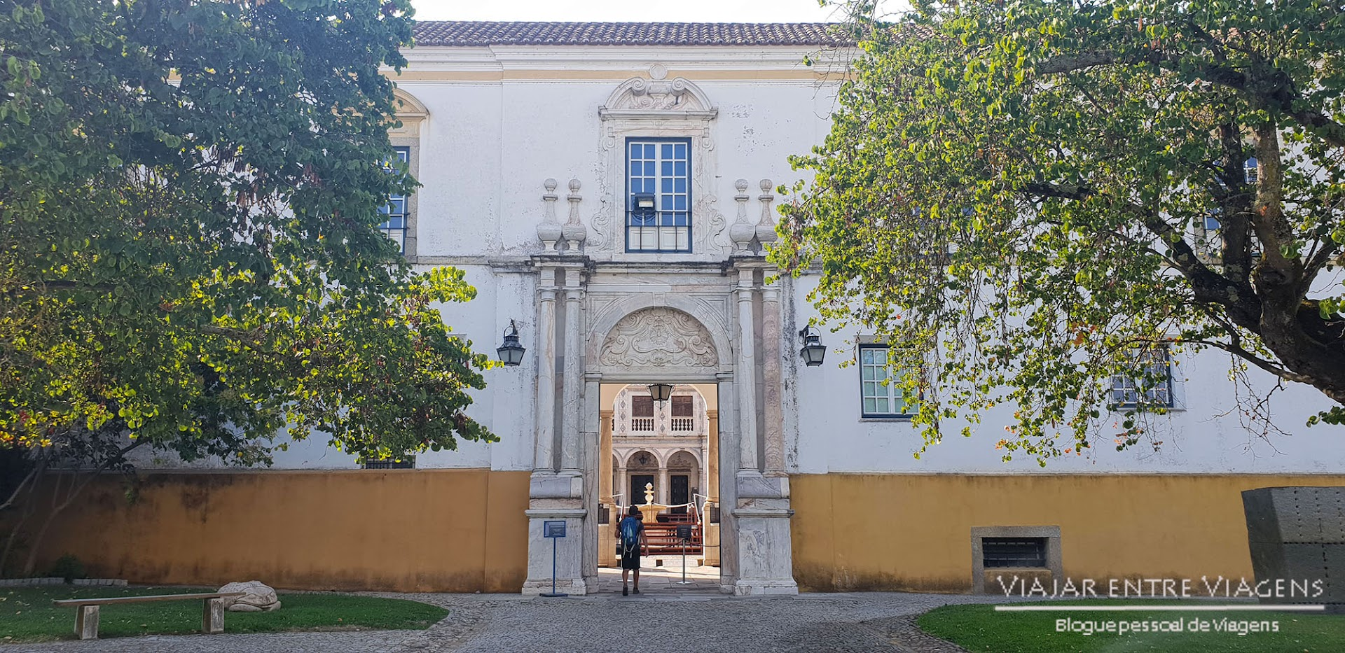 Universidade de Évora - VISITAR ÉVORA, o que ver e fazer na cidade-museu, Património Mundial da UNESCO