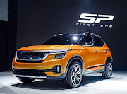The Kia SP Signature hints at a new SUV the Korean marque plans to launch later in 2019.
